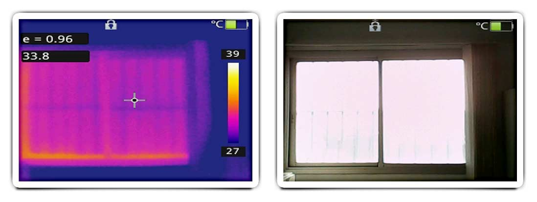 CONSTRUCCIÓN Y MANTENIMIENTO cámara térmica