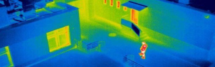 Vigilancia térmica Seguridad