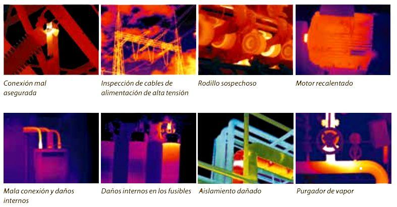Prevencion Industrial Cámara Termica