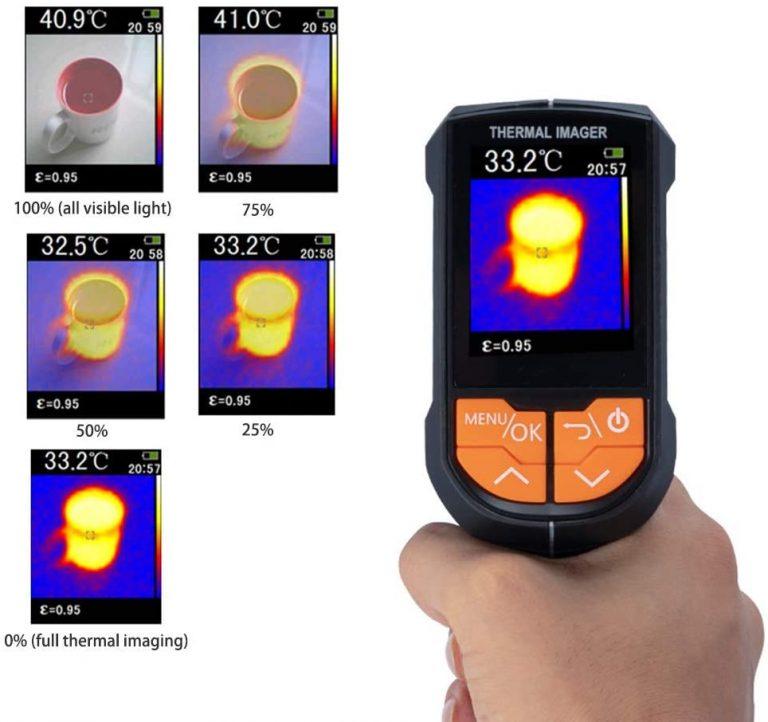 camara termografica barata