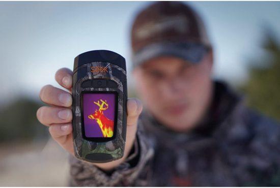 camara termica de caza