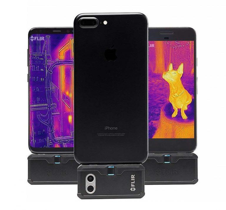 camara termica iphone